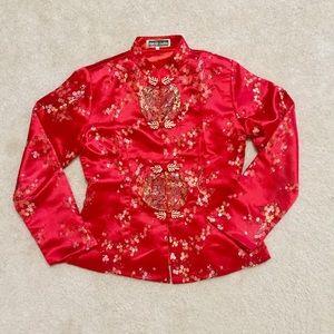 Tops - Chinese blazer